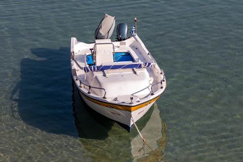 center console boat rental